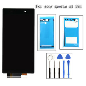 LCD Display + Touch Screen Digitizer Assembly For Sony Xperia Z1 L39H +Tool