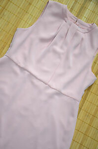 hallhuber donna wundersch nes etuikleid kleid gr 44 uk 16 neu rosa ebay. Black Bedroom Furniture Sets. Home Design Ideas