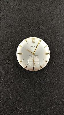 Jewelry & Watches Vintage Men's Benrus Wrist Watch Movement Dr2f