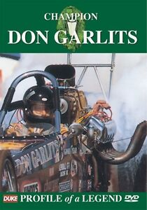 Image Is Loading Champion Don Garlits Drag Racing Dvd Updated 2008