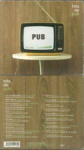 CD-LES-HITS-DE-LA-PUB-TV-COMME-NEUF-LIKE-NEW