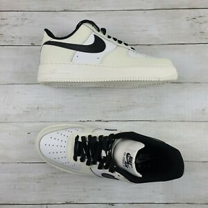 NIKE Air Force 1 Low Nike By You White Sail Black CT7875 994 -Sz Men 9 New/NoBox