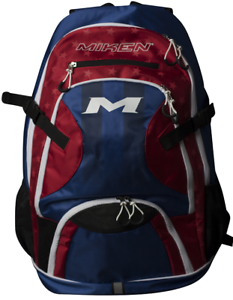Miken mkbg Lecteur 18-XL XL bat Pack Sac à dos de baseball//softball différentes couleurs