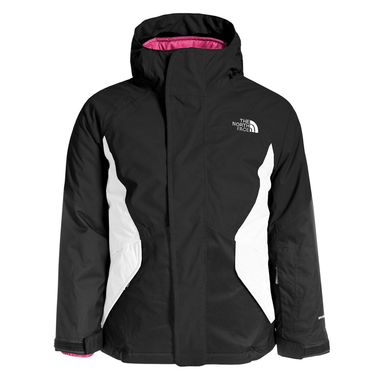 3d78f624d7fc The North Face Girls Kira Triclimate Jacket Nf0a2tmajk3 S - TNF ...