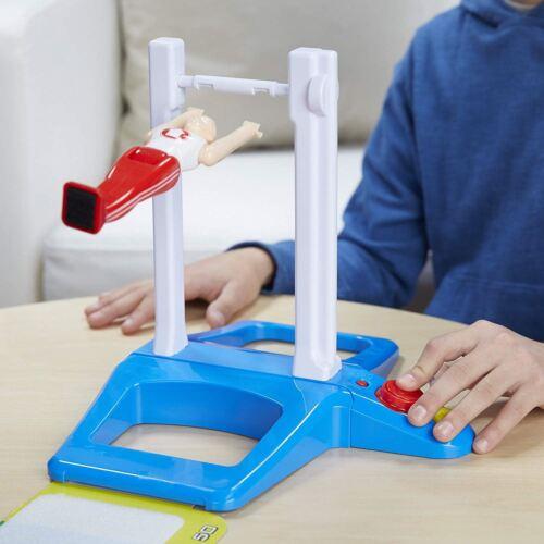 Authentic Hasbro fantastique gymnastique Board Game Toy 8+