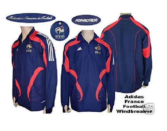 Originale Originale Originale Francia Adidas Giocatore Player Giacca, Giacca a Vento Formotion Nuovo a8408b