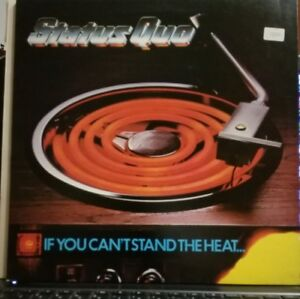 STATUS-QUO-IF-YOU-CAN-039-T-STAND-THE-HEAT-33-GIRI-VINILE-PRIMA-STAMPA-1978