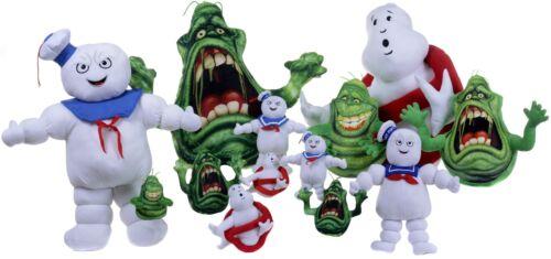 """Nouveau officiel 12/"""" et 5/"""" ghostbusters peluche jouet doux et sac clips"""