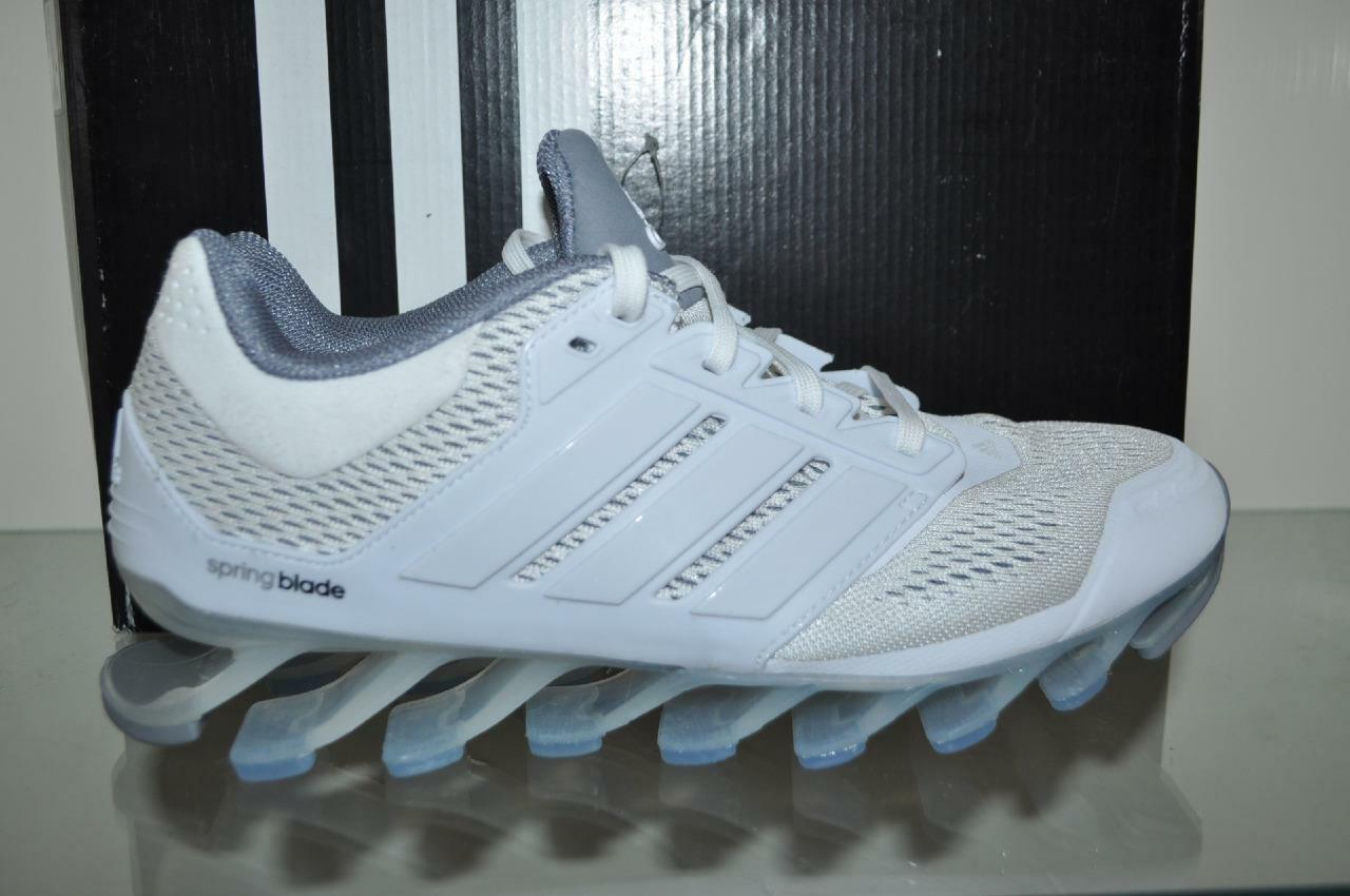 adidas Springblade Drive S84593 Womens Running Shoes White Comfortable