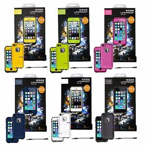 New-Authentic-LifeProof-Fre-Waterproof-Shockproof-Cases-for-iPhone-5-5S-SE