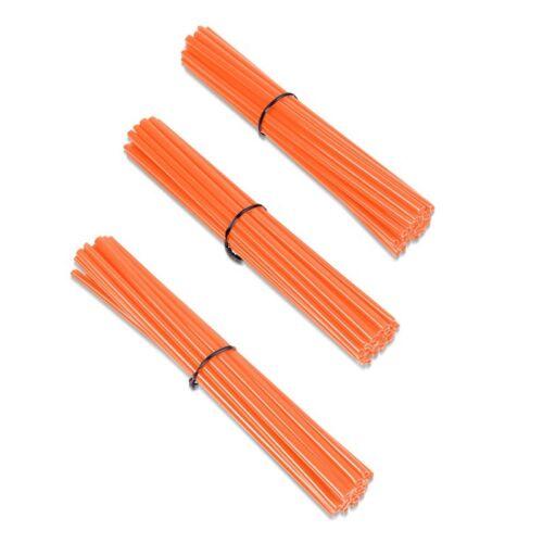 Speichen Cover Hyosung XRX 125 Supermoto Motea SPX orange