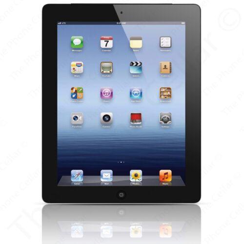 "Verizon 3G Cellular Apple MC763LL//A iPad 2 9.7/"" Tablet 32GB WiFi Black"