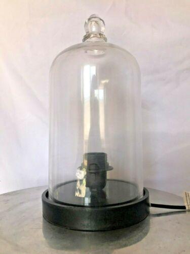 Dôme en Verre Lampe de table