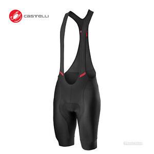 NEW-2020-Castelli-COMPETIZIONE-Cycling-Bib-Shorts-BLACK