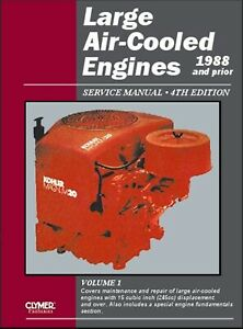 Large-Air-Cooled-Engines-1988-and-Prior-Service-Manual
