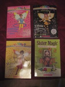 Sisters of Magic Box Set (Books 1 - 3)