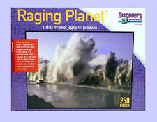 DISCOVERY CHANNEL RAGING PLANET TIDAL WAVE PUZZLE NEW, SEALED BOX. GIFT READY ;)