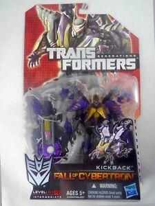 Transformers KICKBACK Fall of Cybertron Generations Deluxe Class Figure HASBRO