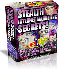 STEALTH INTERNET MARKETING SECRETS PDF EBOOK FREE SHIPPING RESALE RIGHTS