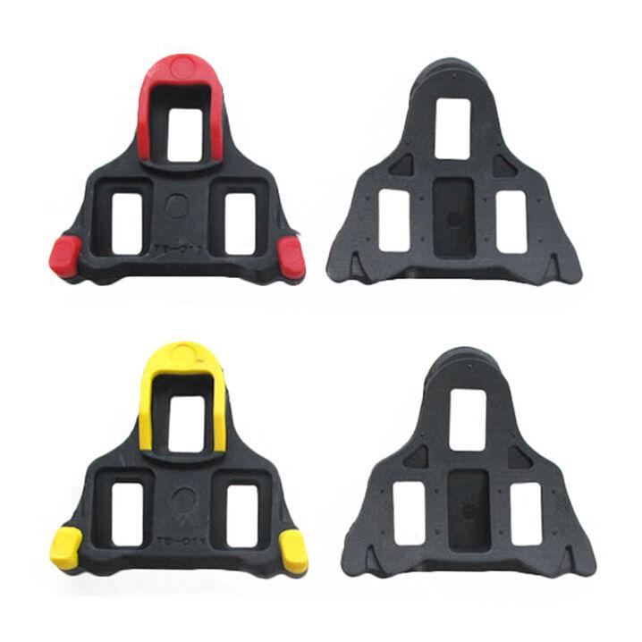 SM-SH11 SPD-SL Cleats For Shimano Road Bike 6Degree Self-locking SPD Pedal Shoes