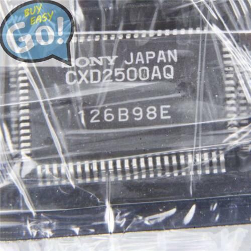 CD DIGITAL SIGNAL PROCESSOR NEW 1PCS CXD2500AQ SONY Encapsulation:QFP-80