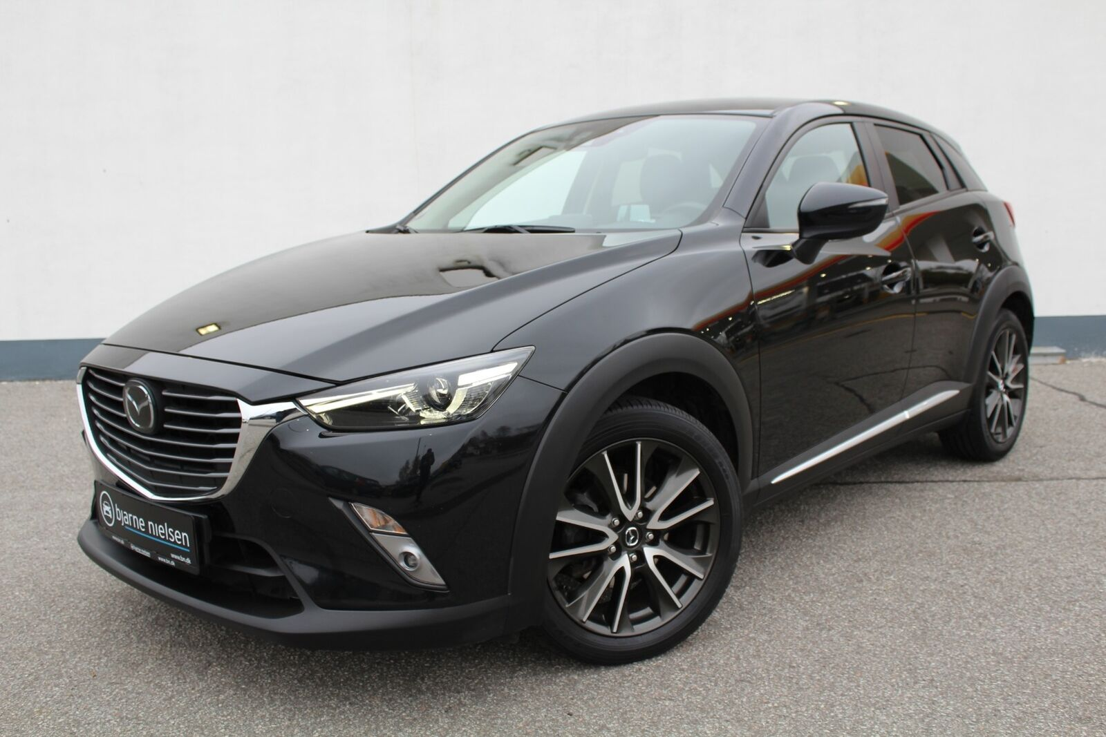 Mazda CX-3 2,0 Sky-G 120 Optimum