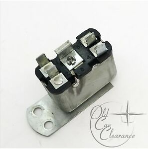 1970 Lincoln Continental Tail Lamp Bulb Out Indicator Relay (D0VY13A366B)