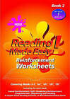 Reading Made Easy: Reinforcement Worksheets: Bk. 2 by Kathleen Paterson (Paperback, 2000)