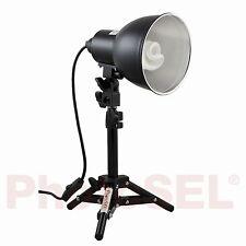 PhotoSEL LS11E21 Studio Lighting Kit - Tabletop 26w 1300lm 5500K 90+ CRI Light