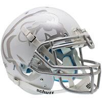 Mississippi State Bulldogs White Laser Schutt Xp Authentic Football Helmet