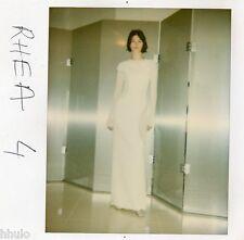 POL204 Polaroid Photo Vintage Original mode fashion mannequin model femme woman