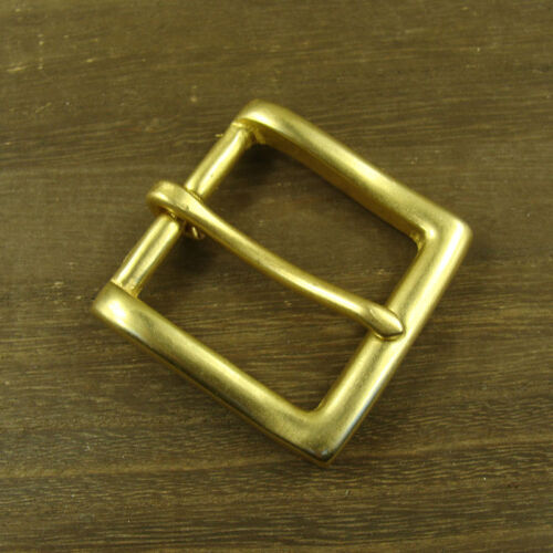 Belt Pin Buckle Men/'s//Women/'s Tongue Pin Belt Buckles Brass /& Copper /& Steel