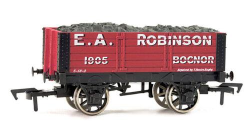 Robinson Spur 00 Dapol 4F-052-005 offener Güterwagen 5 plank 9ft wheelbase E.A