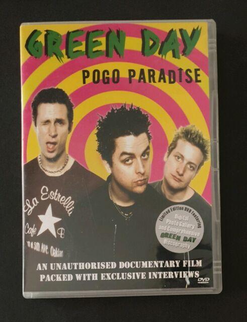 GREEN DAY - 'Pogo Paradise' 2003 DVD