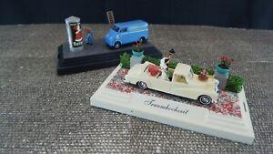 Busch-7646-Traum-Hochzeit-7625-Reklame-Diorama-Neuw-1-87