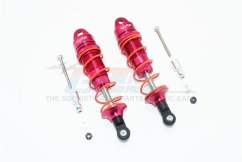 10PC Set for Arrma Senton GPM alu front adjustable dampers 100mm Typhon