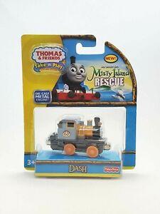 Thomas the Tank Engine & Friends Take n Play along diecast metal train DASH