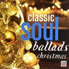 Classic Soul Ballads: Christmas by Various Artists (CD, Oct-2006, Time/Life Music)