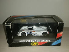 BMW V12 LMR LE MANS 99 JADI SCALA 1:43