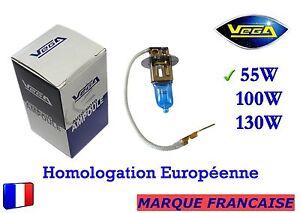 Ampoule-Xenon-VEGA-034-DAY-LIGHT-034-Marque-Francaise-H3-55W-5000K-Auto-Phare