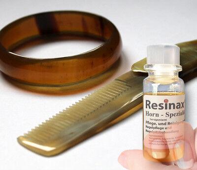 und Nagelpflegeöl Spezial-Öl Hornpflegebalsam Resinax Horn