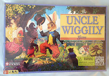 Uncle Wiggly Classics Children Board Game Rabbit 2009 Ages 4+ Boy & Girl Sealed