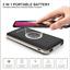 10000mAh-Power-Bank-Qi-Wireless-Fast-Charging-USB-LED-Portable-Battery-Charger thumbnail 2