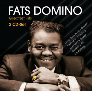 Fats-Domino-Greatest-Hits-CD-2-discs-2014-NEW-FREE-Shipping-Save-s