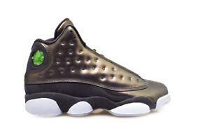 f1e930860798 Juniors Nike Air Jordan 13 Retro Premium HC - AA1236 520 - Dark ...
