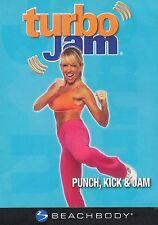Beachbody ~ Turbo Jam: Punch Kick and Jam with Chalene Johnson ~ New Sealed DVD