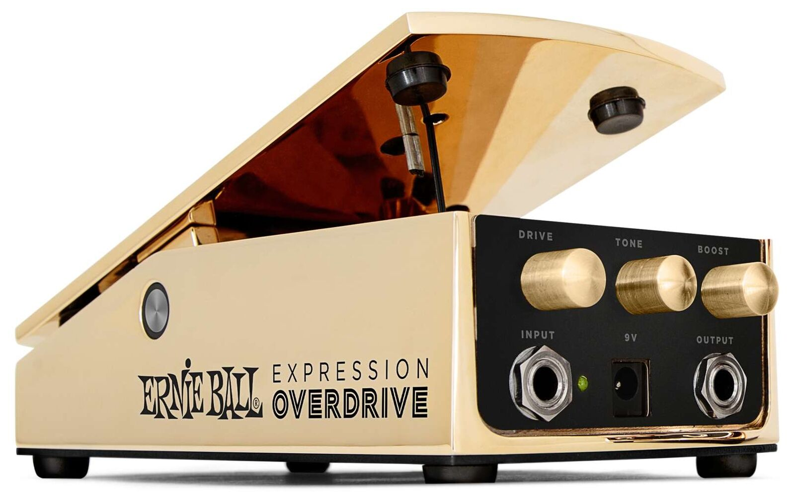 Ernie Ball Expression Overdrive - Pedale Effetto Overdrive