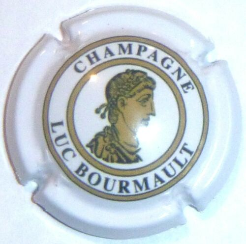 Capsule de Champagne BOURMAULT Luc n°2h Extra !!