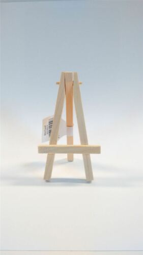Daler Rowney Simply Mini Canvas single canvas and easel