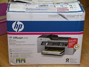 HP OFFICEJET J5750 DRIVERS WINDOWS 7 (2019)